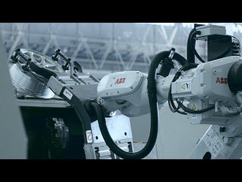 ABB Robotics Value Provider Event Wuhan 2016