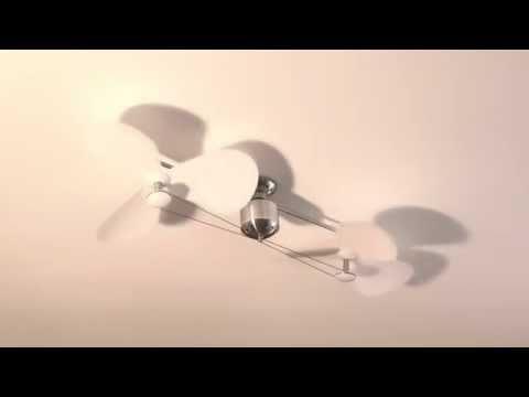 decken ventilator design exclusiv deckenventilator twister videoproduktion rodgau produktvideo - Dyson Deckenventilatorbefestigung