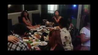 Repeat youtube video VDO_13-06-2015...ร้านคาราโอเกะ..และ บ้านเสี่ยโอ