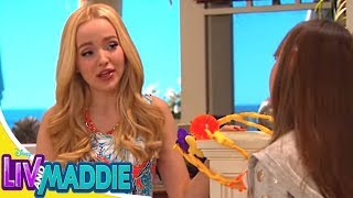 Лив и Мэдди: Калифорния - Сезон 4 серия 09 - Руни-Сокол l Игровые сериалы Disney