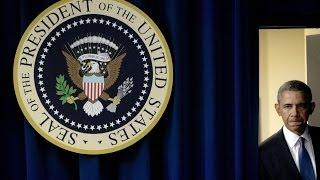 Obama addresses airstrikes in Syria