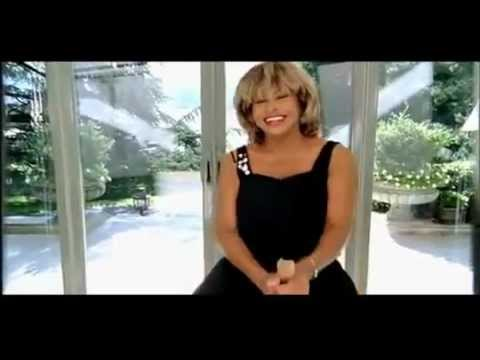 Tina Turner - ALL THE BEST Interview