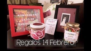 REGALOS 14 DE FEBRERO