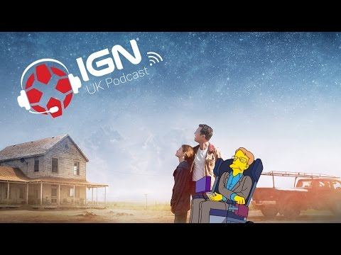 Watching Interstellar With Stephen Hawking - IGN UK Podcast 274