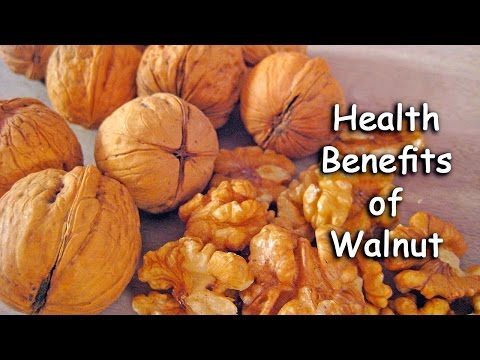 Incredible Health Benefits Of Walnut by Sonia Goyal @ ekunji.com