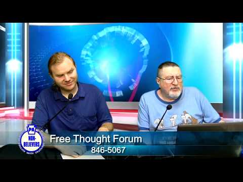 The Free Thought Forum (June 27th, 2017)