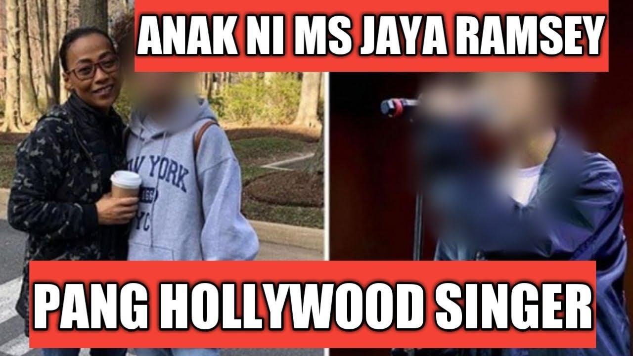 Viral ngayon sa social media ang anak ni Ms Jaya Ramsey ll kilalanin ang anak ni Ms Jaya