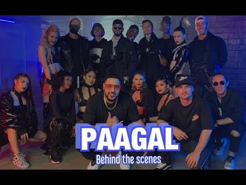 Badshah | PAAGAL | Official Music Video (behind The Scenes) By Chapkis Dance Family