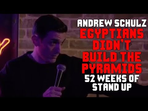 Scotty Perry - Who really Built the Pyramids???