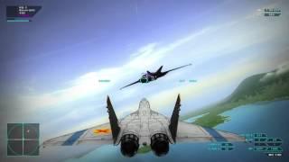 Vector Thrust: UFO Intercept(prototype)