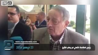 بالفيديو| رئيس المقاصة: الأهلي لم يطلب الشيخ
