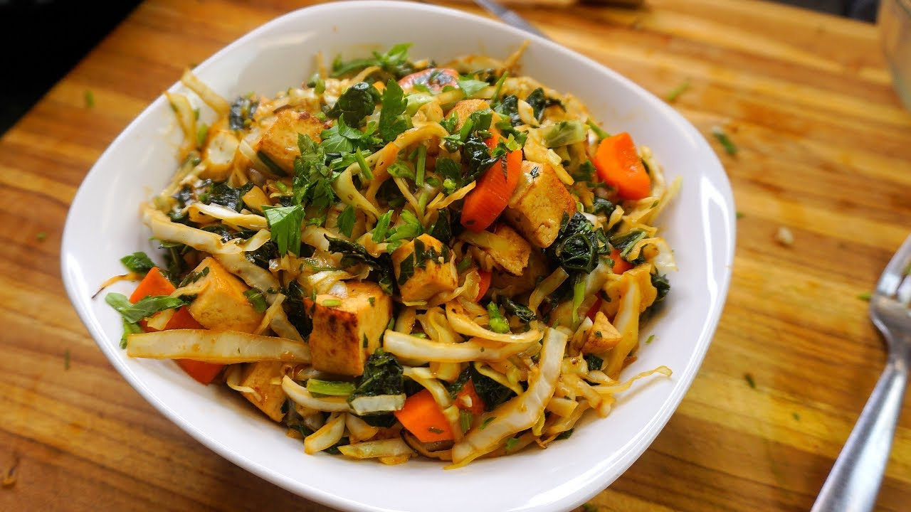 whole food plant based diet tofu