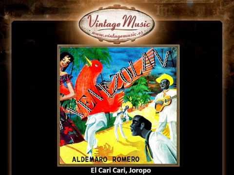 Aldemaro Romero Y Su Orquesta -- El Cari Cari, Joropo (VintageMusic.es)
