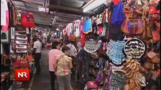 Mercado de artesanos en Calle 13 funcionará hasta finales de septiembre
