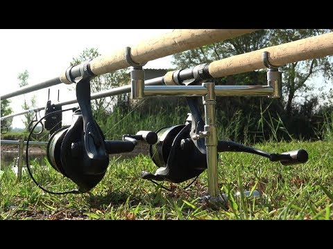 Guide To Carp Fishing - Bank Sticks, Pods, Alarms And Butt Grips - S1E5