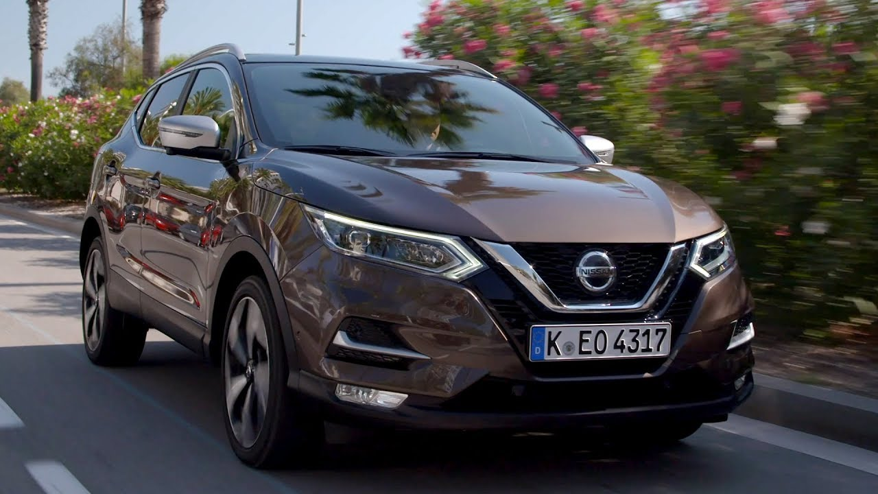 2019 nissan qashqai 1 3 litre chestnut bronze youtube. Black Bedroom Furniture Sets. Home Design Ideas