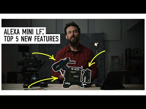 Arri Alexa Mini LF: Hands On Review - Top 5 New Features
