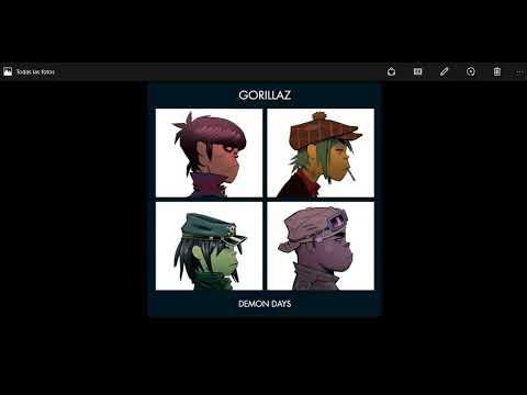 Gorillaz - Dare HQ