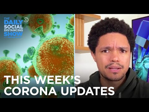 This Week's Coronavirus Updates - Week of 9/7/2020 | The Daily Social Distancing Show