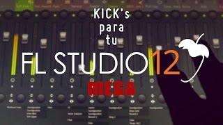Pack de Kicks para Fl Studio 12  (2016)