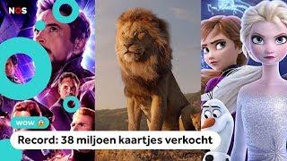 Dit waren de populairste films in 2019