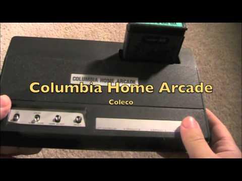 Rare Columbia Home Arcade System Review - Gamester81