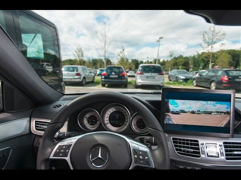 EN | Bosch Multi-camera system – All-around vision when parking and maneuvering