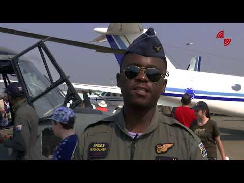 Africa Aerospace and Defence exhibition