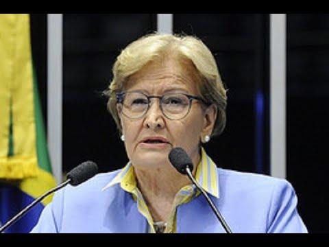 Ana Amélia defende voto impresso nas próximas eleições, conforme lei aprovada em 2015