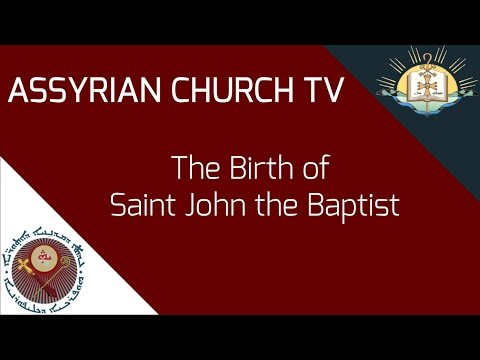The Birth of Saint John the Baptist