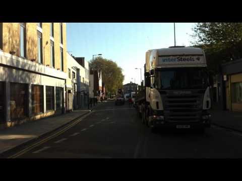 London Streets (599.) - Shoreditch - Hackney - Walthamstow