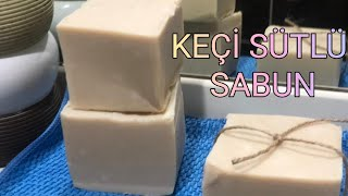 Evde Keçi Sütlü Sabun Yapımı (Tam malzeme Listesi İle)
