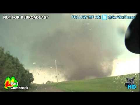 INSANE footage of Chickasha EF-4 Tornado (05/24/11)