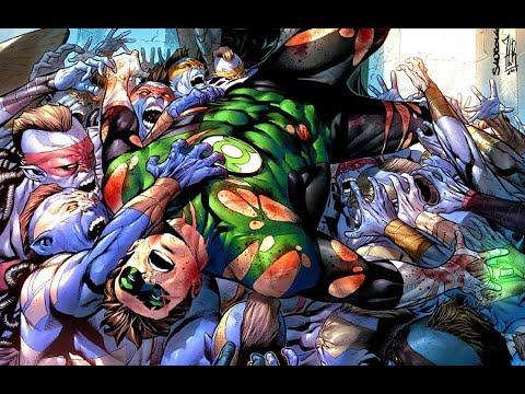 Green Lantern vs. General Zod #2