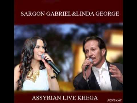 SARGON GABRIEL&LINDA GEORGE LIVE