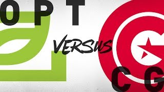 Video OPT vs. CG - Week 4 Day 2 | NA LCS Summer Split | OpTic Gaming vs. Clutch Gaming (2018) download MP3, 3GP, MP4, WEBM, AVI, FLV Agustus 2018