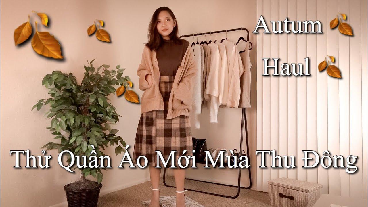 Autumn Try On Haul - Phối Quần Áo Basic Giá Rẻ Cho Mùa Thu Đông ( Yesstyle, Forever 21) | Con Thỏ