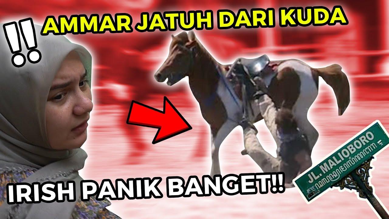 DAY 2   DAPAT NAMA ANAK SAMPAI AMMAR JATOH DARI KUDA!!