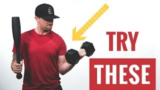 The BEST Dumbbell Curls You