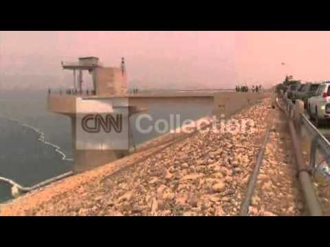 IRAQI-KURDISH FORCES RETAKE MOSUL DAM