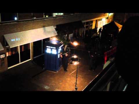 Doctor Who Filming - Season 8.