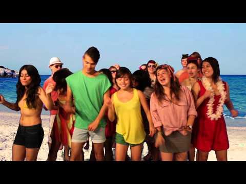 Los Cocos - Coco Island (Official Music Video)