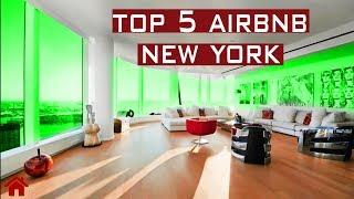 Gambar cover TOP 5 AIRBNB IN NEW YORK | 2019