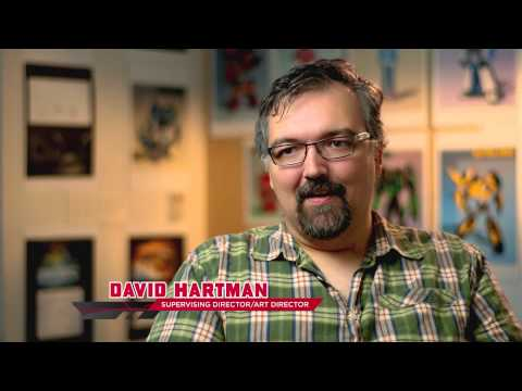 Transformers US | Robots in Disguise Behind the Scenes: Story