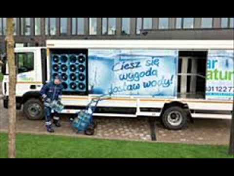 nestle water delivery - YouTube