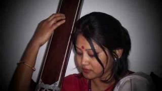 Sanhita Nandi - Raag Saraswati Part 1 of 2