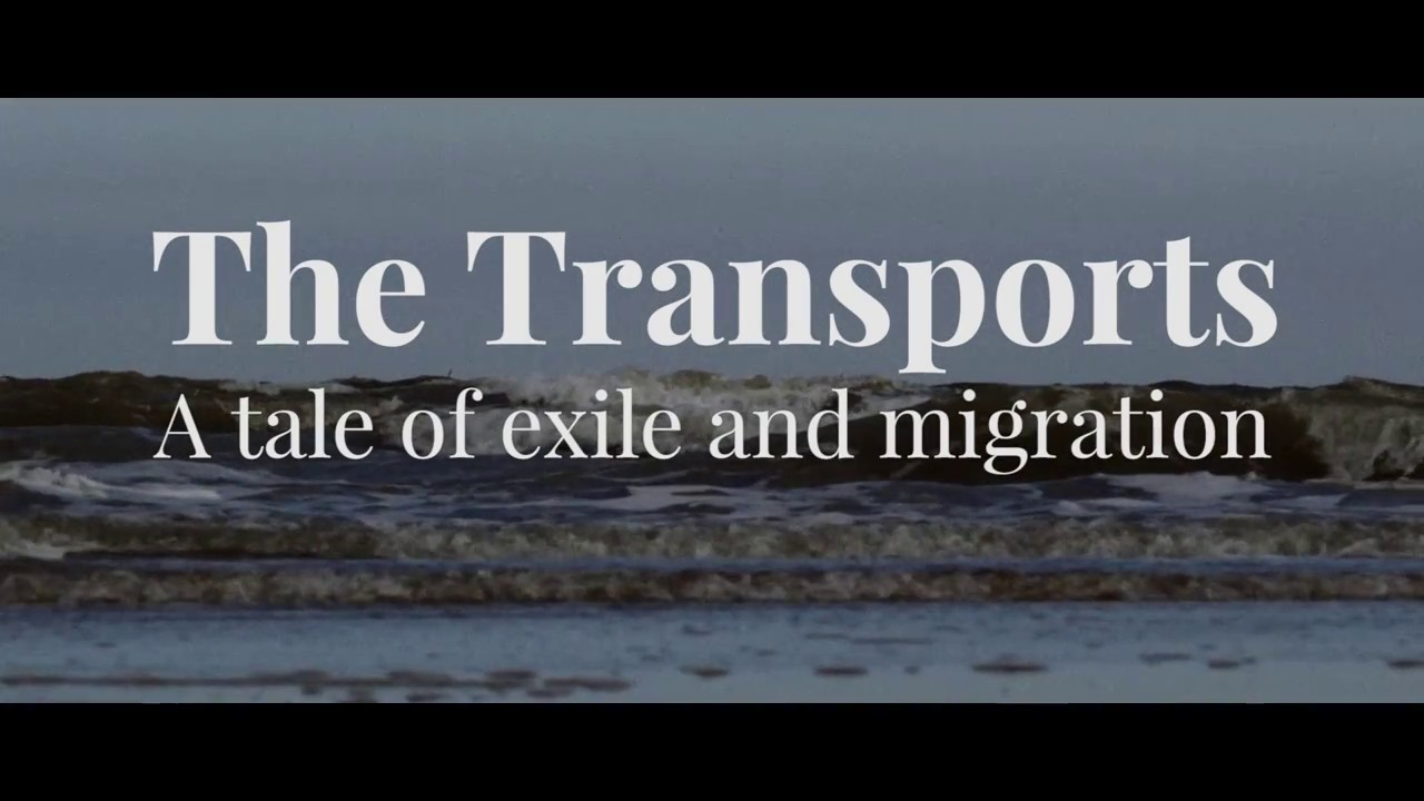 The Transports – The Transports – A Tale of Exile and Migration