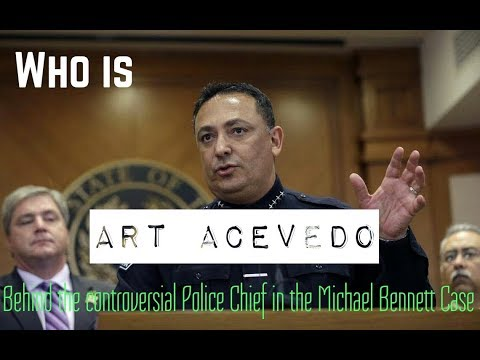 Who is Art Acevedo?: Behind the controversial Houston Police Chief in the Michael Bennett Case