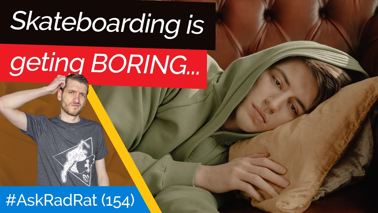I'm Getting Bored...? #AskRadRat 154