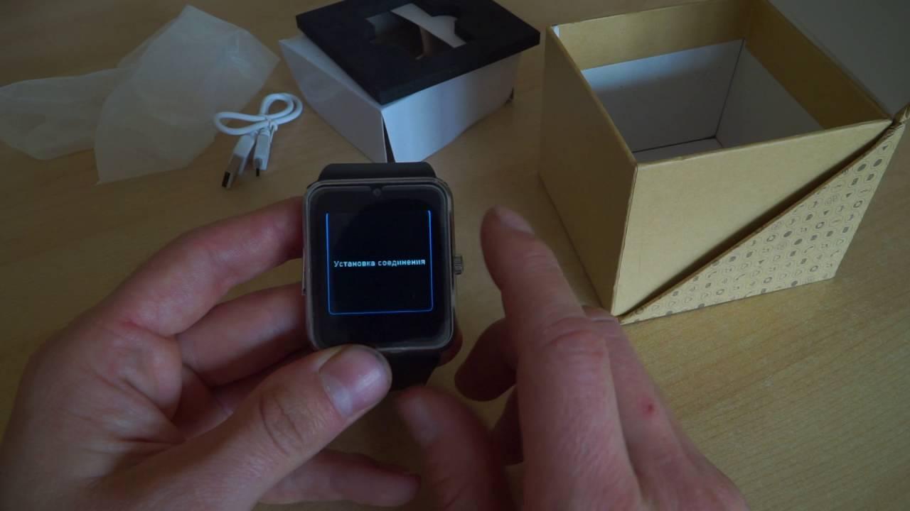 Smart Watch Phone DZ09 - Небольшой обзор умных часов за девять долларов